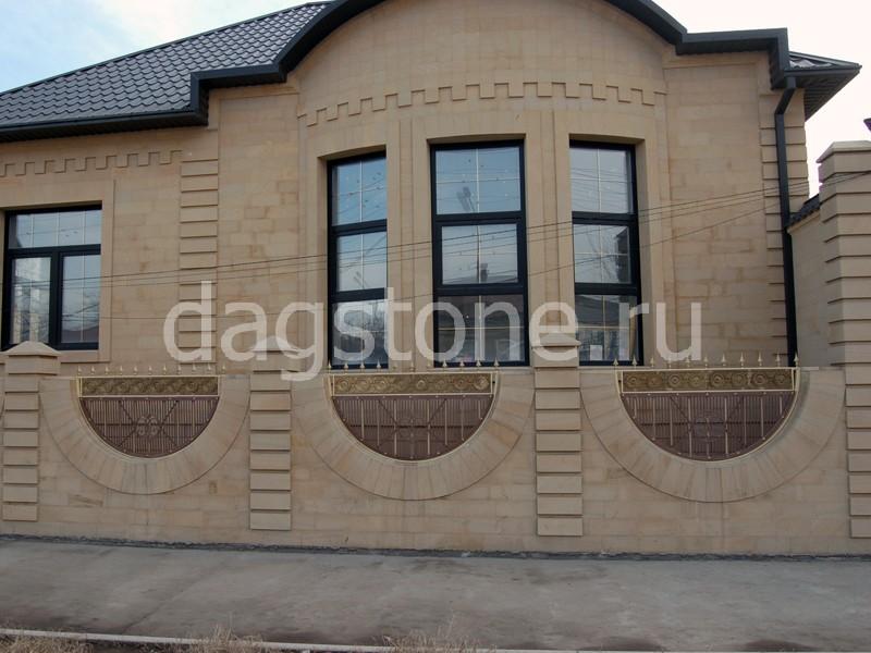 Фасад дома фото частных домов из камня
